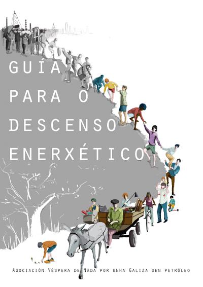 Capa da Guía (Ilustración: Antía Barba Mariño)