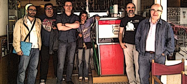 Membros de Véspera de Nada, 2011