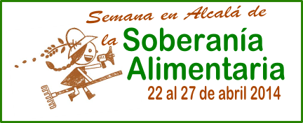 Semana en Alcalá sobre Soberanía Alimentaria